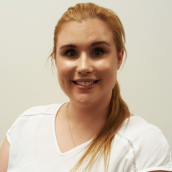 Kirsty McKay - Support Team Leader